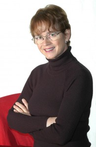 Erotic romance author Kate Douglas