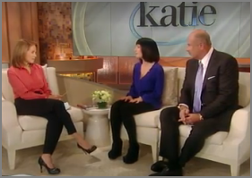 "Jill Di Donato on ""Katie"""