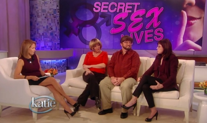 "Katie Couric ""Secret Sex Lives"""