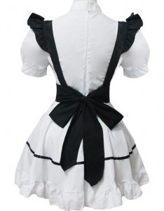 French-Maid-Dress-Costume-back