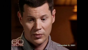 "Russell Yates on ""60 Minutes."""