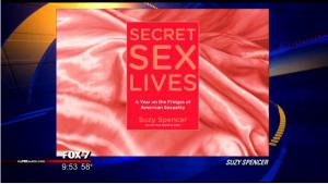 Suzy Spencer, Secret Sex Lives